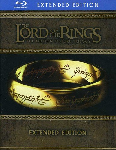 Lord Rings Fellowship Extended Editions