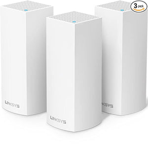 Linksys Tri band Intelligent Maximize devices