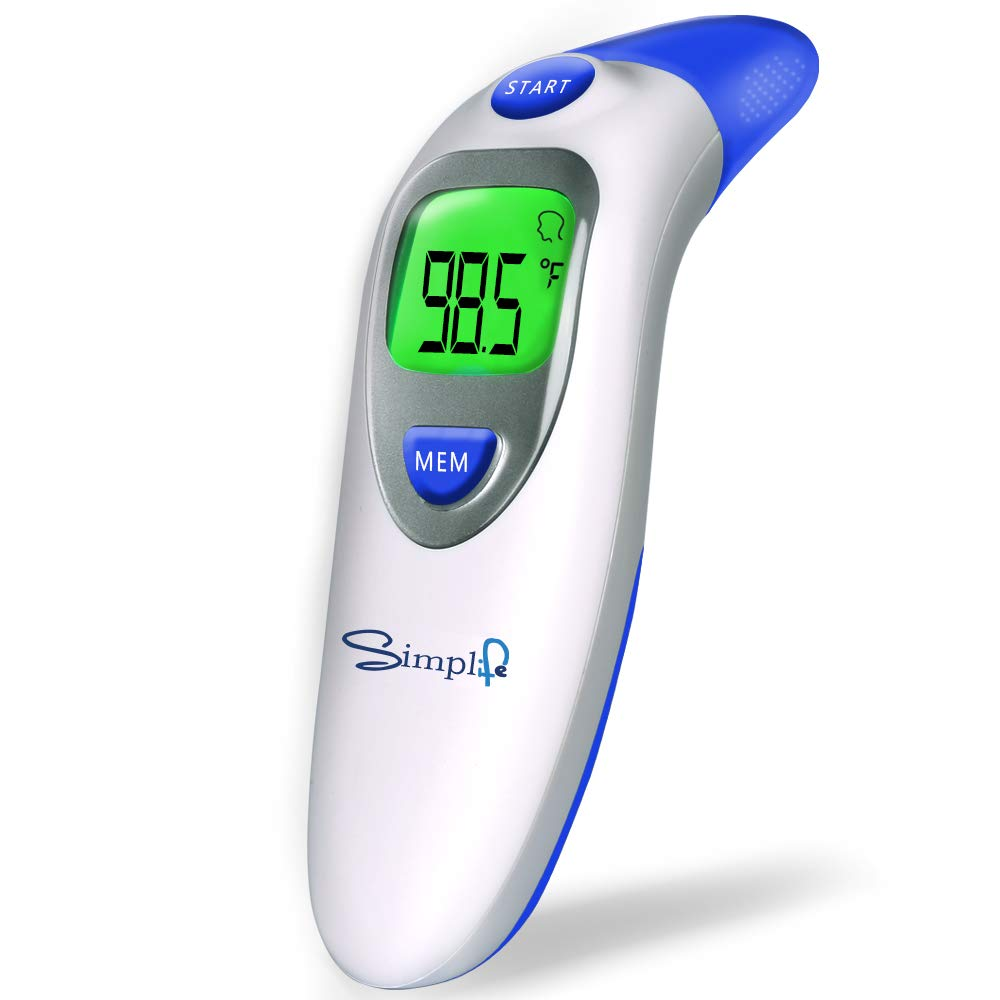 Forehead Thermometer Infrared Temporal Children