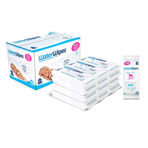 Image of WaterWipes Unscented Sensitive Newborn Waterwipes