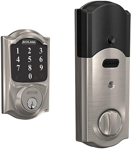 Schlage Connect Deadbolt Camelot Certified