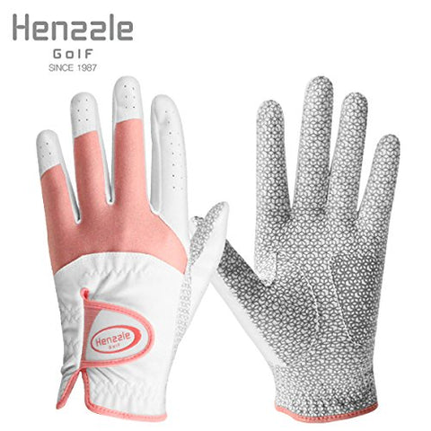 Henzzle Womens Golf Gloves Hands