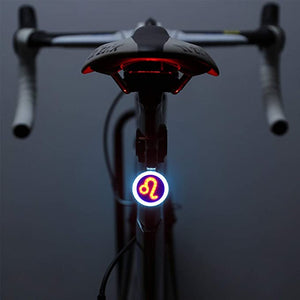 OUTERDO Version Constellations Rechargeable Taillight