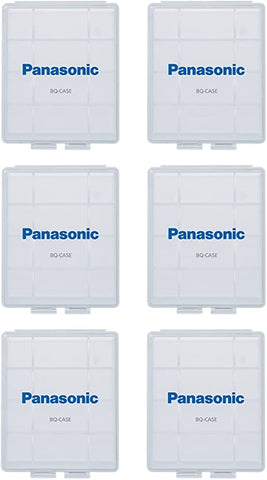 Panasonic BQ CASE6SA Battery Storage Capacity