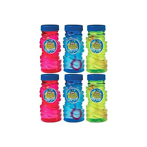 Super Miracle Bubbles Party Favor