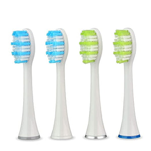 Standard Replacement Toothbrush Mornwell Electric