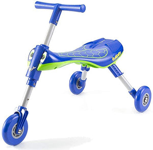 Mookie Scuttlebug Ride Tricycle Foldable