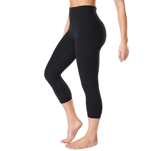 Gayhay Waisted Capri Leggings Women