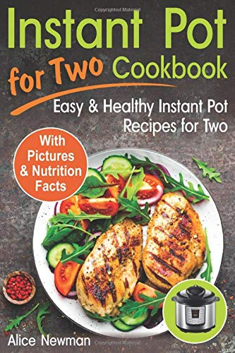 Instant Pot Two Cookbook Healthy