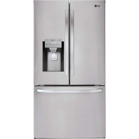 LG LFXC22526S Stainless Counter Refrigerator