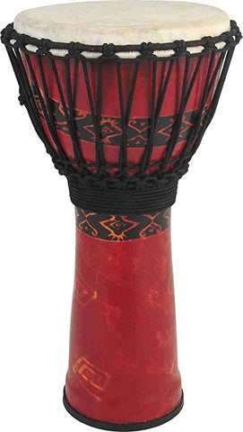 Toca Synergy Freestyle Djembe Inches