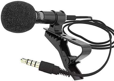 Professional Microphone Condenser Recording Interview