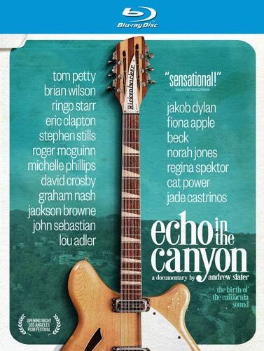 Echo Canyon Blu ray Lou Adler