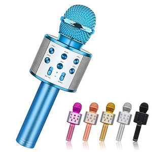 Wireless Karaoke Microphone Birthday Presents