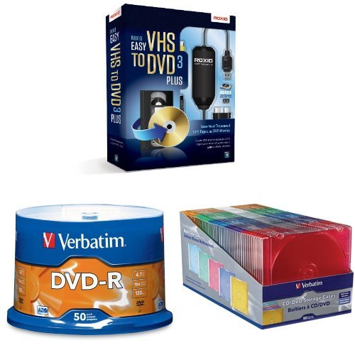 Bundle Verbatim Branded Recordable Storage
