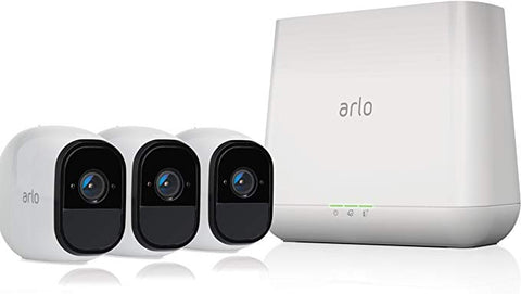 Arlo Security System Siren VMS4330 100NAS