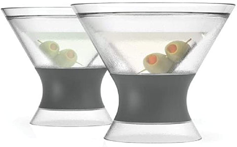 Martini FREEZE Cooling Cups HOST
