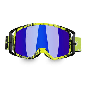 JAMIEWIN Goggles Motorcycle Motocross Glasses