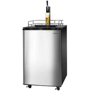 COSTWAY Kegerator Single Tap Refrigerator Compressor