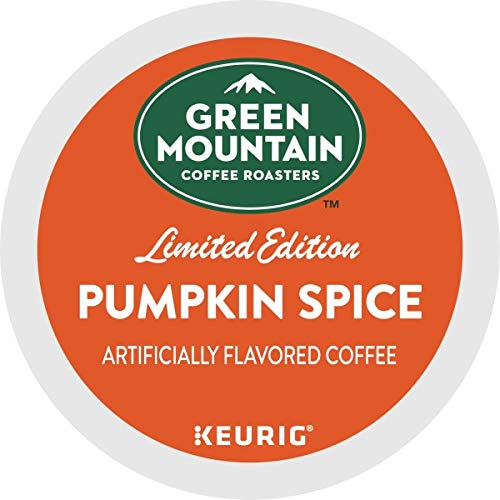 Mountain Coffee Pumpkin Keurig K Cups