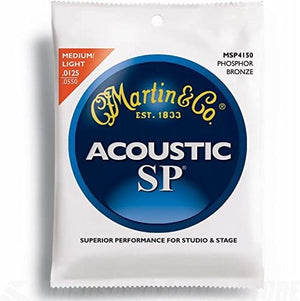 Martin MSP4150 Phosphor Acoustic Strings
