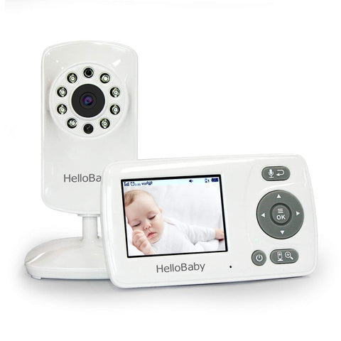 Image of HelloBaby Digital Wireless Monitor Two Way