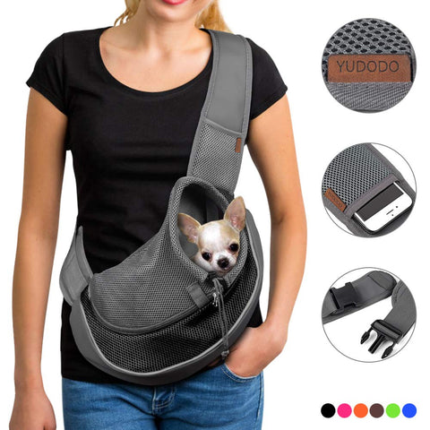YUDODO Reflective Carrier Breathable Travel