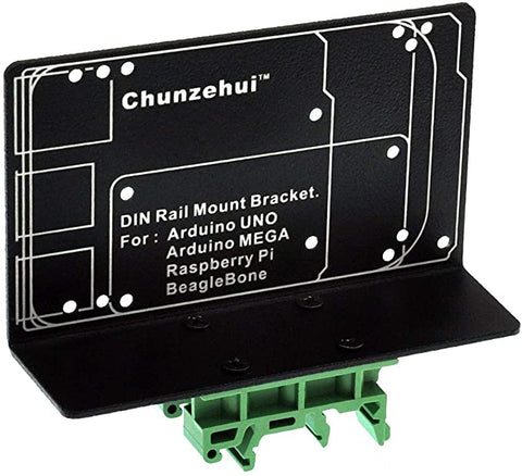 Rail Mount Bracket Raspberry Arduino