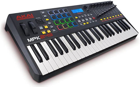 Akai Professional MPK249 Semi Weighted Workstations