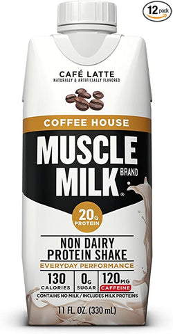 Muscle Milk Coffee House Protein