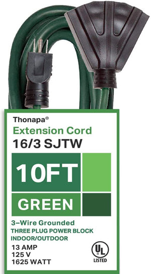 Thonapa Outdoor Extension Electrical Outlets