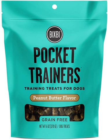 Pocket Trainers Treats Peanut Butter
