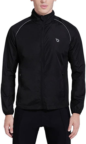 Cycling Running Windproof Windbreaker Breathable