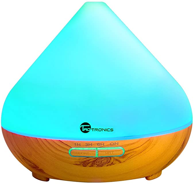 Diffusers Essential TaoTronics Ultrasonic Humidifiers