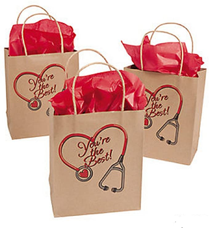 Nurse Craft Bags 1 Dozen