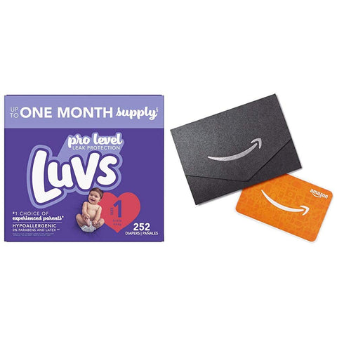 Image of Luvs Ultra Leakguards Disposable Diapers