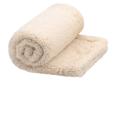 furrybaby Premium Fluffy Blanket Double Layer