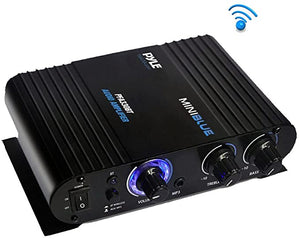 Wireless Bluetooth Home Audio Amplifier