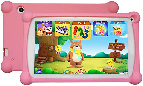 B B PAW Abilities Educational Preloaded Tablet Pink
