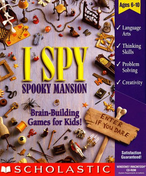 Topics Entertainment 10611 Spooky Mansion