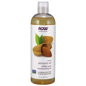 NOW Solutions Sweet Almond 16 Ounce
