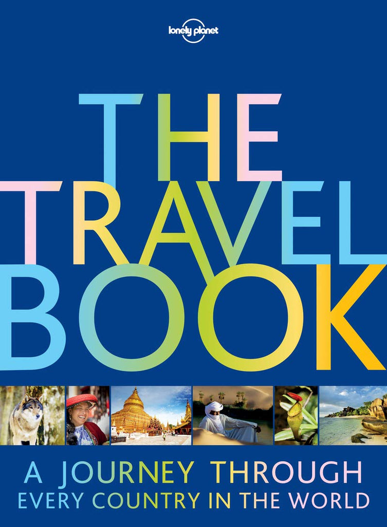 Travel Book Journey Through Country