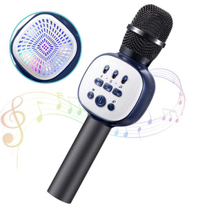 Wireless Bluetooth Microphone Recording Christmas