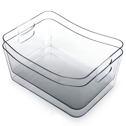 Image of BINO Clear Plastic Storage Handles