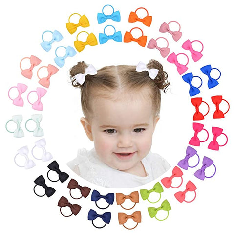 Image of Boutique Elastic Accessories Toddlers Infants
