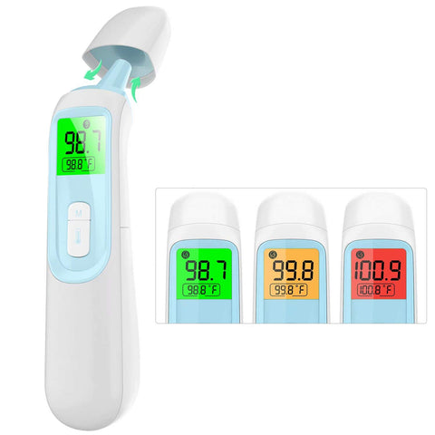 Forehead Thermometer Infrared Digital Function