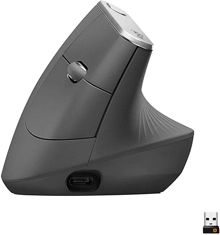 Logitech Vertical Wireless Mouse Rechargeable
