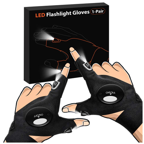 Flashlight Upgrade Mechanics Electrician Tactical