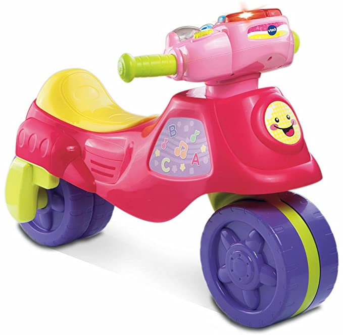 VTech Learn Zoom Motor Bike