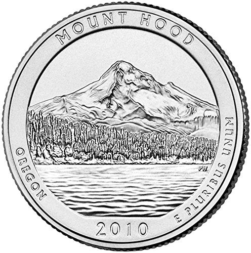 National Forest Quarter Choice Uncirculated